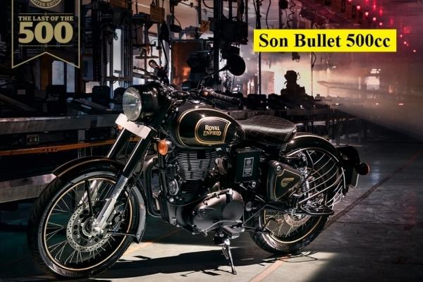 Royal Enfield 500cc Üretimden Kalkıyor