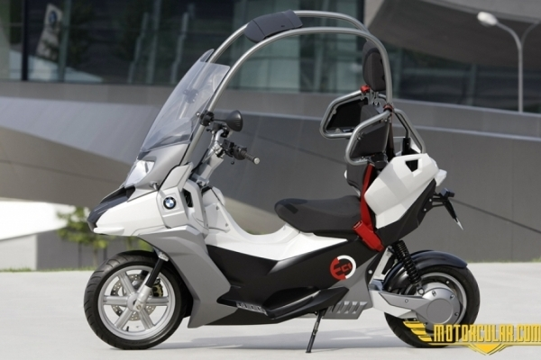 Govecs BMW C1'i Geri Getiriyor