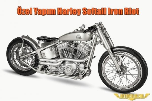 Özel Yapım Harley Softail Iron Riot
