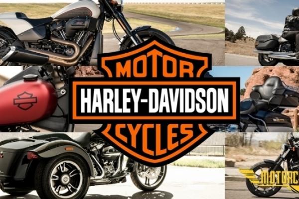 Harley-Davidson 2019 Modelleri