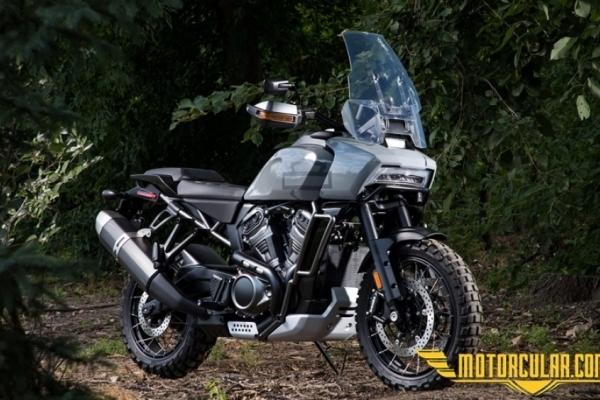 Harley-Davidson Pan America Geliyor