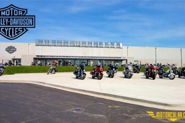 Harley-Davidson Üretimini Yurt Dışına Kaydırıyor