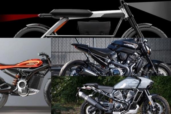 Harley-Davidson'un 2020 Modelleri
