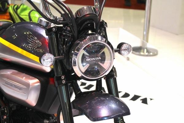 Yeni Honda Monkey 125 Konsept