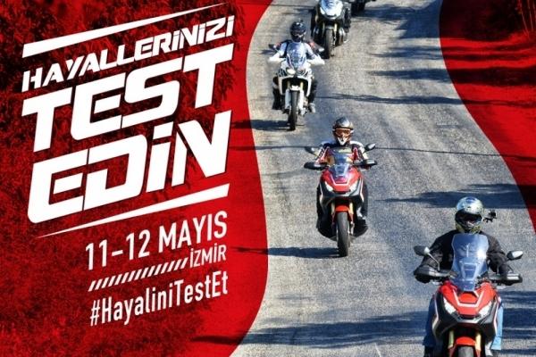 Honda Hayallerini Test Et - İzmir
