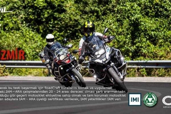 IAM Test İzmir 11-12 Ağustos 2018