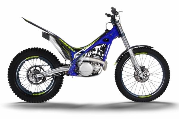2016 Sherco 125 ST
