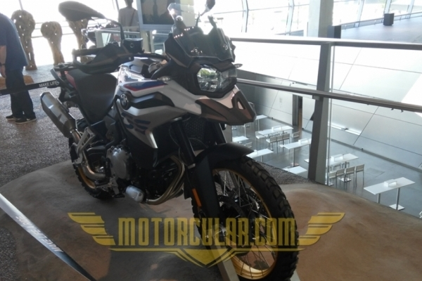 BMW F750GS ve F850GS