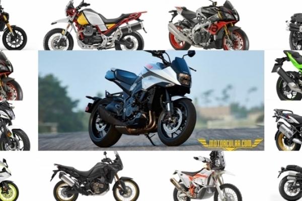 Intermot'ta Tanıtılan 2019 Model 10 Favori Motosiklet