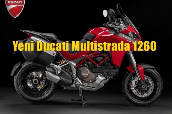 Yeni Ducati Multistrada 1260