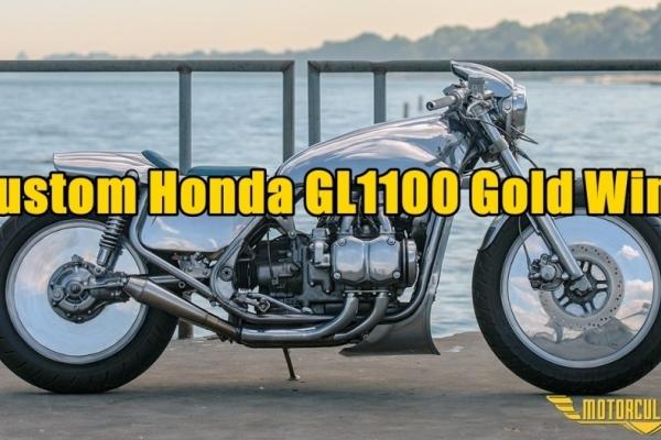 Custom Honda Gold Wing GL 1100