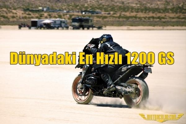 Dünyadaki En Hızlı 1200 GS