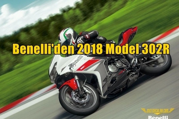 Benelli'den 2018 Model 302R