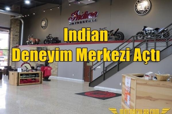Indian Spirit Lake Deneyim Merkezini Açtı