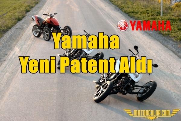 Yamaha Yeni Patent Aldı