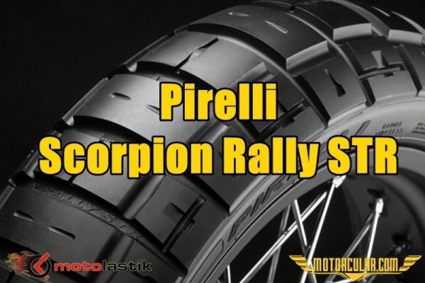 Lastik Dosyası: Scorpion Rally STR