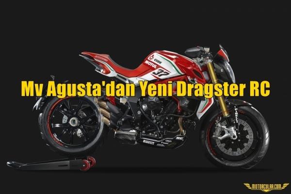 MV Agusta'dan Yeni Dragster RC