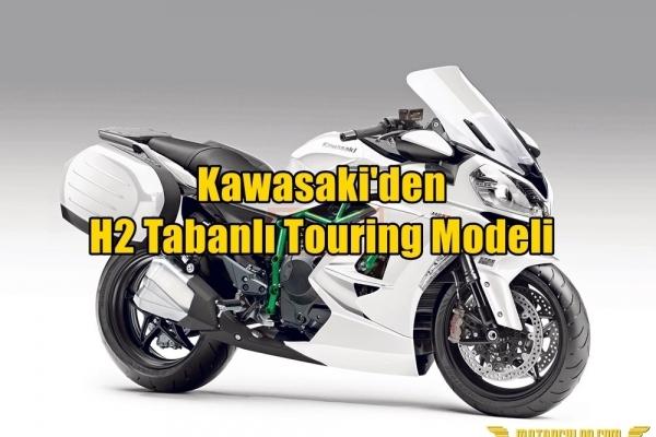 Kawasaki'den H2 Tabanlı Touring Modeli
