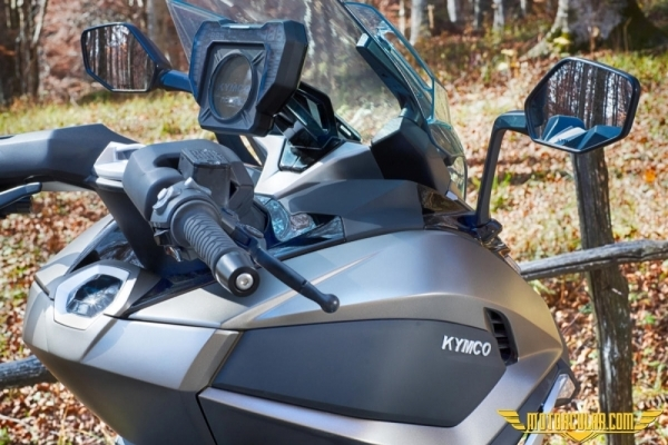 Kymco C Series Concept