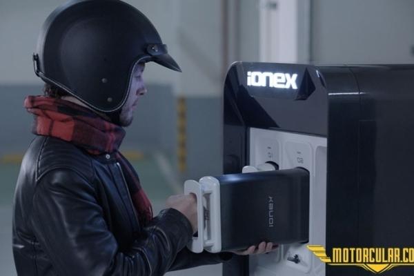 Kymco Ionex Elektrikli Scooter