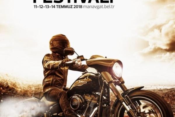 8.Uluslararası Manavgat Motosiklet Festivali
