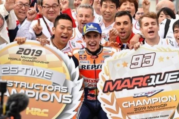 2019 MotoGP Japonya Grand Prix'sini Marc Marquez Kazandı