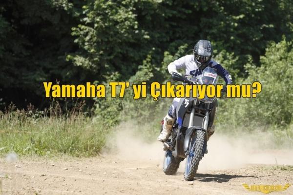 Yamaha T7' yi Çıkarıyor mu?