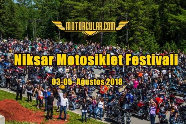 Niksar Motosiklet Festivali