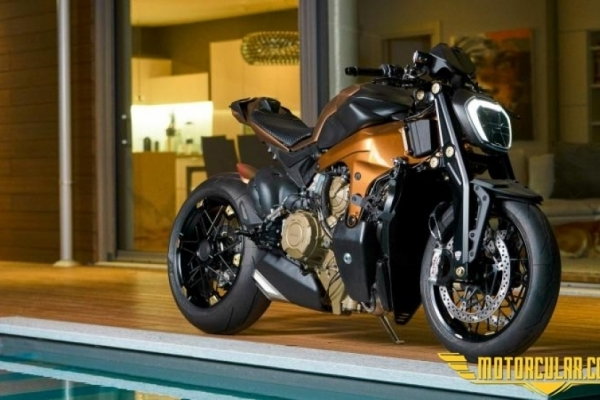 Officine GP Design'dan Ducati V4 Penta