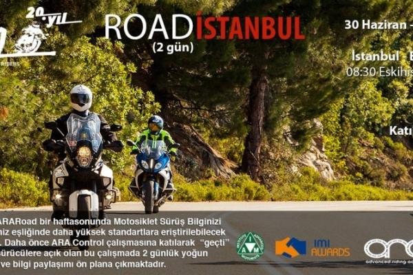 OMM Road İstanbul 30 Haziran - 1 Temmuz 2018