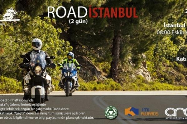 OMM Road İstanbul 21-22 Nisan 2018