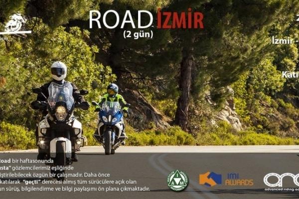 OMM Road İzmir 28-29 Nisan 2018