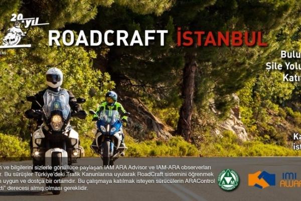 OMM Roadcraft İstanbul 19 Mayıs 2018