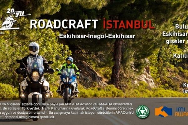OMM Roadcraft İstanbul 29 Eylül 2018
