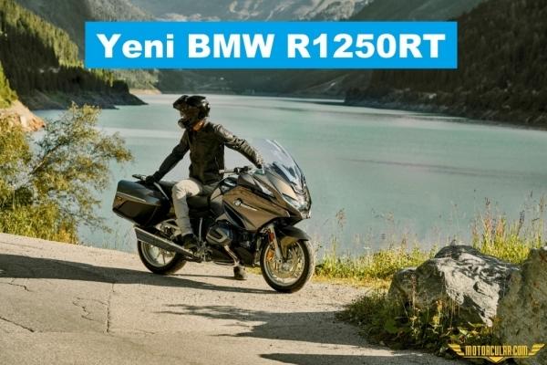 Yeni BMW R1250RT Radar Cruise Kontrol ile Geliyor