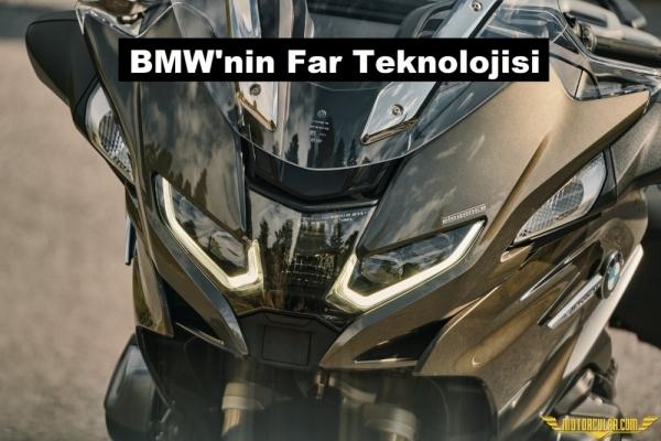 BMW'nin Motosiklet Farı Sorunsalına Getirdiği Çözüm