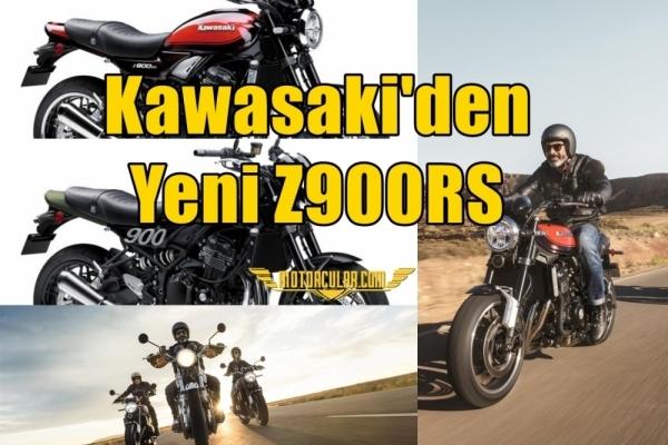 Kawasaki'den Yeni Z900RS