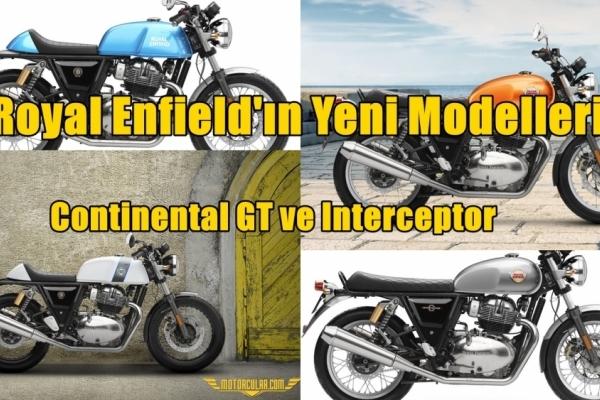 Royal Enfield'ın Yeni Modelleri