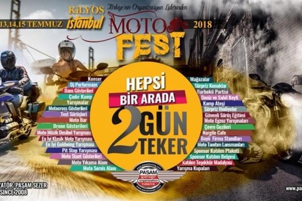 Motofest İstanbul 2018