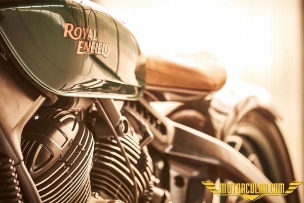Royal Enfield KX Konsepti Açıklandı