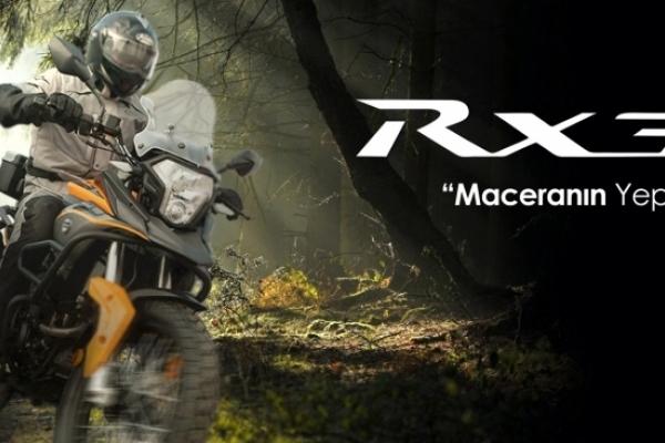 Maceranın Adı: Yeni RX3i EVO