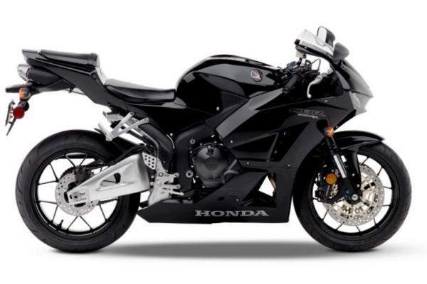 2017 Honda CBR 600RR