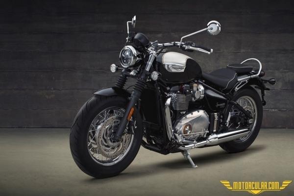 Triumph Bonneville Speedmaste