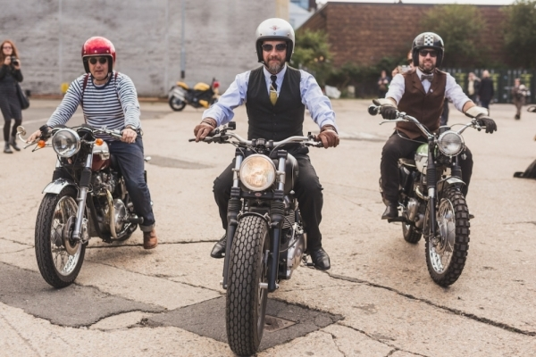 The Distinguished Gentleman's Ride