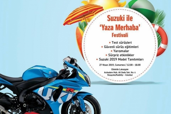 Suzuki İle Yaza Merhaba Festivali
