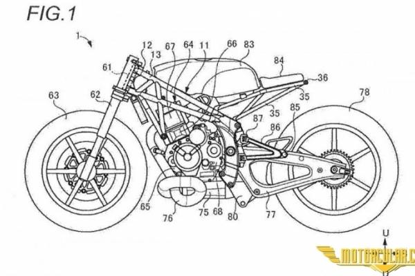 Suzuki Moto3 İçin Şasi Geliştiriyor