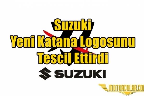 Suzuki Yeni Katana Logosunu Tescil Ettirdi