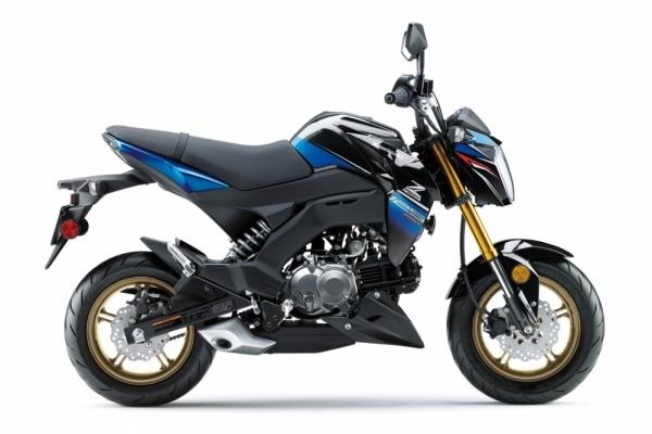 2018 Kawasaki Z 125 PRO SE