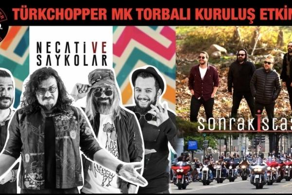 Türkchopper MK Torbalı Kuruluş Etkinliği