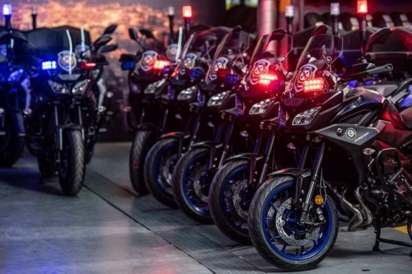 Emniyet Genel Müdürlüğü'nün Tercihi Yine Yamaha Tracer 900 Oldu